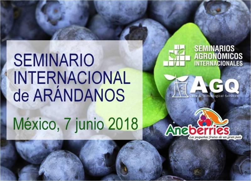Programa del Seminario de Arándanos México 2018