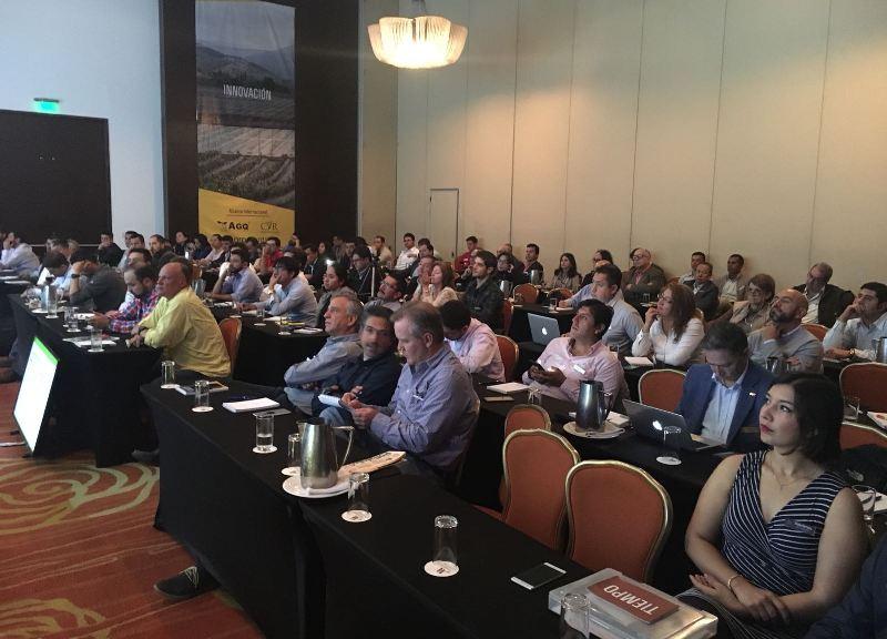 seminario arandanos colombia