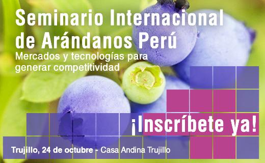 Seminario Arandanos Peru