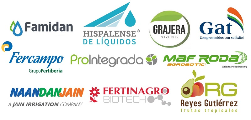 patrocinadores seminario aguacates